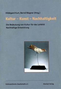 Kultur - Kunst - Nachhaltigkeit Buchcover